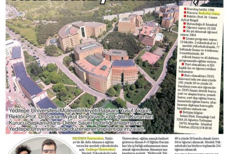Yeditepe Üniversitesi Meslek Yüksek Okulu